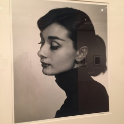 Staycationed in Vegas for anniversary and stopped by Bellagio art gallery. Audrey is still a fave.